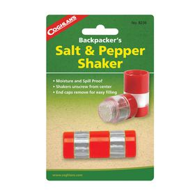 Coghlan's - Salt and Pepper Shaker - Red
