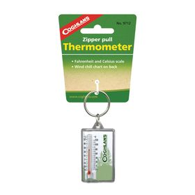 Coghlan's - Zipper Pull Thermometer