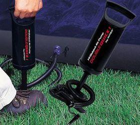 Intex - 30cm High Output PI Hand Pump - Black