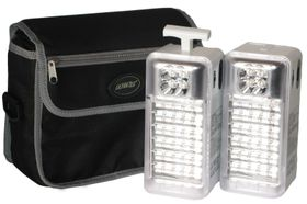 Ultratec - 2-Piece Rechargeable Camping Lantern