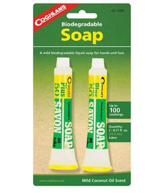 Coghlan's - Sportsman's Soap Pack of 2