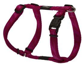 Rogz Small Alpinist Kilimanjaro Dog H-Harness - 11mm Pink