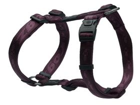 Rogz Alpinist K2 Dog H-Harness Large - 20mm Purple