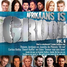 Afrikaans Is Groot - Vol.6 - Various Artists (CD)