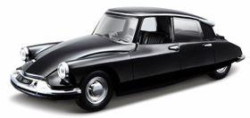 Bburago - 1/32 Citroen DS19 - Street Classics - Black