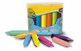 Crayola My First - 24 Jumbo Crayons In a Tub