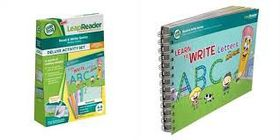 Leapfrog Tag Book Learn To Write Letters - Mr Pencil