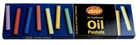 Dala Oil Pastels (Pack of 25)