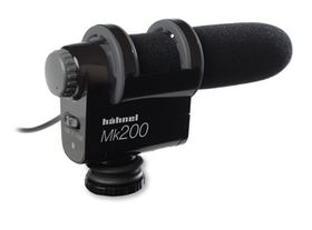 Hahnel MK200 Uni Directional Microphone