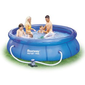 Bestway - 3.6Kl Fast Set Pool & Pump - 305cm x 76cm