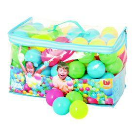 Bestway - Splash & Play 100 Bouncing Balls - 6.4cm