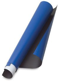Parrot 610mm Magnetic Flexible Sheet - Blue
