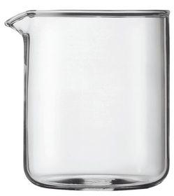 Bodum - Spare Glass 4 Cup Coffee Maker - Transparent