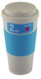 Neoflam Double Walled Travel Mug  Blue - 500ml
