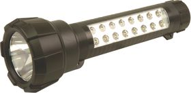 Eagle Eye - Rechargeable Led Handheld Spotlight 90 Lumens - Black