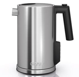 Graef Water Kettle - Silver
