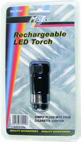 Moto-Quip - Rechargable Led Torch
