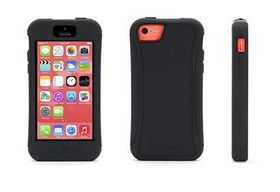 Griffin Survivor Slim Case For iPhone 5c - Black