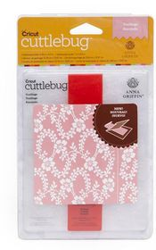Cuttlebug Anna Griffin Embossing Folder & Border A2 - Treillage