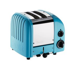 Dualit 2 Slice Classic Toaster - Azure Blue