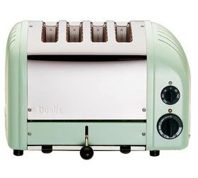 Dualit 4 Slice Classic Toaster - Mint Green
