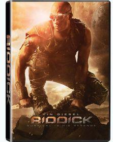 Riddick (2013)(DVD)