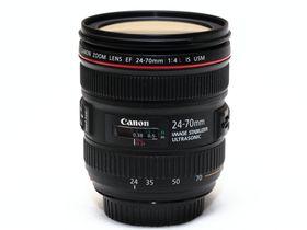 Canon EF 24-70mm f4.0 L IS USM Lens