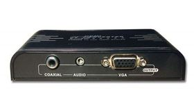 Lenkeng HDMI to VGA - 3.5mm Audio Coaxial Converter