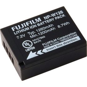 Fujifilm NP-W126 Li ion Battery