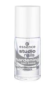 Essence Studio Nails Hardening Nail Base - Transparent