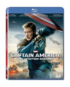 Captain America: The Winter Soldier (2D & 3D Blu-ray)
