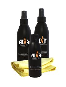 Alva - Stainless Steel BBQ Cleaning Kit