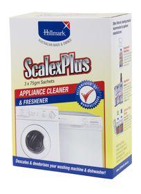 Hillmark Scalexplus Appliance Cleaner Sachets - 3 X 75g