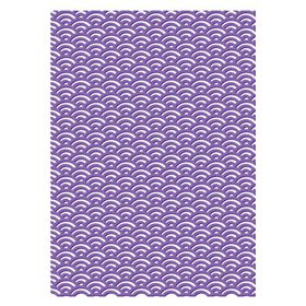 """Couture Creations The Harmony 5 x 7"""" Embossing Folder – Asian Wave"""