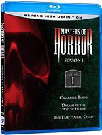 Masters of Horror Season 1 Vol 4 - (Region A Import Blu-ray Disc)