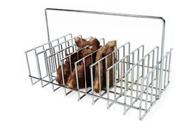 LK's - Pork Rind Crisper - Chrome