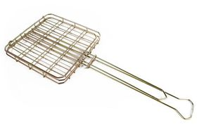 LK's - Grid Sandwich Maker - Stainless Steel