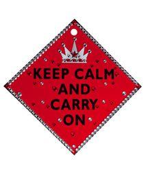 Jackflash - On Board Sign - Keep Calm