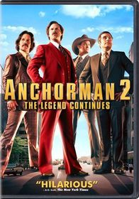 Anchorman 2 (DVD)