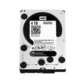 """WD Black 4TB 3.5"""" SATA3 Hard Drive"""