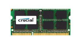 Crucial 8GB 1600MHz MAC SO-Dimm Memory