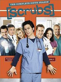 Scrubs Season 6 (DVD)