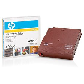 HP LTO-2 Ultrium 400GB Data Cartridge