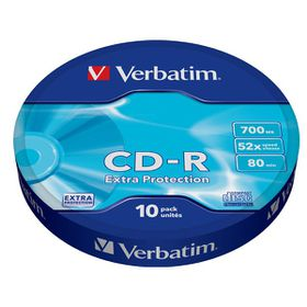 Verbatim CD-R 700MB 52x 10-pack