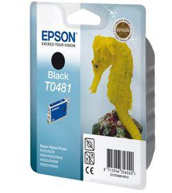 Epson Singlepack Black T0481
