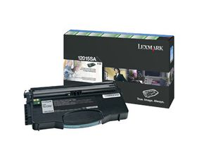 Lexmark Return Program Toner Cartridge for E120n