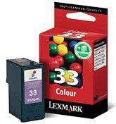 Lexmark #33 Color Print Cartridge