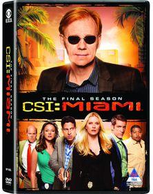 CSI Miami Complete Season 10 (DVD)