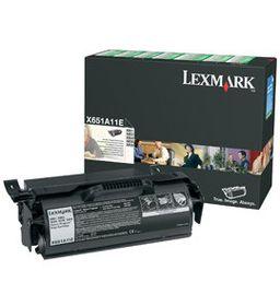 LEXMARK X651 / X652 / X654 / X656 / X658 Return Program Print Cartridge