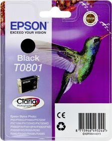 Epson T0801 Black Photo Ink Cartridge